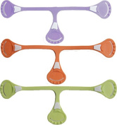 Snappi Nappy Pins Pastel Colours Set Of 3