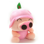 5Five Lovely McDull Pigs Plush Toys Creative Birthday Gifts