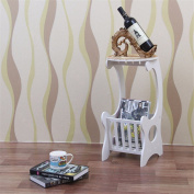 Freestanding Book Shelf / Desk Top Organisation Round Small Tables Sofa Tables Edge Single Coffee Tables Dimensions