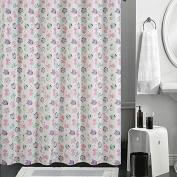 LNPP 72¡å¡Á72¡å Polyester Fabric Waterproof Bathroom Shower Curtain for Children and Kids
