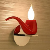 AC 110-120 AC 220-240 40 E14 LED Other Feature for LED,Ambient Light Wall Sconces Wall Light , red