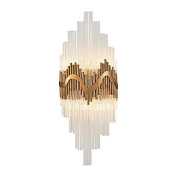Ambient Light Wall Sconces 3 G9 Crystal Simple Modern/Contemporary Electroplate For