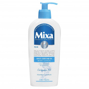 Mixa Anti Dryness Body Lotion Pump Bottle, 250 ml
