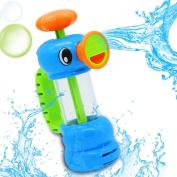 Winkey Kids Bath Shower Swimming Pool Water Toys Duck Design Water Pump Toy