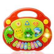 Musical Toys, Education Toy, New Useful Baby Kid Animal Farm Piano Music Toy Developmental