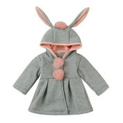 Baby Clothes,FeiXiang Baby Infant Girls Winter Warm Coat Jacket Thick Warm Clothes