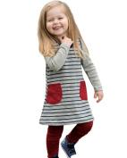 Engel Baby Girls' A-Line Dress