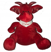 Cariad Welsh dragon Teddy Bear Birthday Gifts Welsh Gifts Keepsakes Welsh Lovers