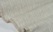 """Iron-On 1 m """"Off-White 100 x 150 cm Linen 100% Linen"""