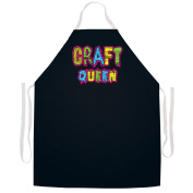 "Attitude Aprons Fully Adjustable ""Craft Queen"" Artist Aprons"
