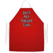 "Attitude Aprons Fully Adjustable ""Art Teacher"" Artist Apron"
