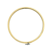 Wood Round Frame Cross Stitch Sewing Machine Embroidery Hoop Ring For Sewing Craft Tools 21cm