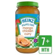 Heinz Mum's Own Very Mild Chicken Curry 7 Mths+ 200g