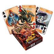 Bicycle - Anne Stokes Age of Dragons - Deck of Cards - Magic Tricks