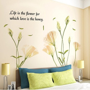 Wall Stickers Tv Wall Self-Adhesive Room Decorations-,05