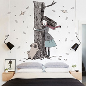 Wall Stickers Cartoon Living Room Walls Are Self-Adhesive ,01
