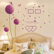Wall Stickers Tv Wall Self-Adhesive Room Decorations-,09