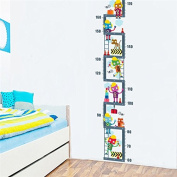 Sticker Height Metre Robots For Children's Bedrooms Babies Rooms Of Open Buy Games