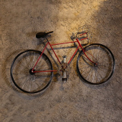 MMM Retro Iron Bicycle Wall Decoration Wall Hanging Bar Coffee Shop Creative Decorations Restaurant Pendant