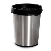 Ali 12L stainless steel round pressure bag trash