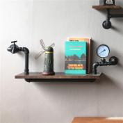 LNPP LOFT Wall Rack for Bathroom Wall Mount Bathroom Shelves Kitchen Storages,60*20cm