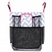 Zodaca Baby Cart Strollers Bag Buggy Pushchair Organiser Basket Storage Bag for Walk Shopping