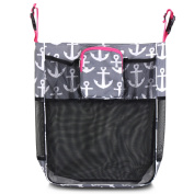 Zodaca Baby Cart Strollers Bag Buggy Pushchair Organiser Basket Storage Bag for Walk Shopping