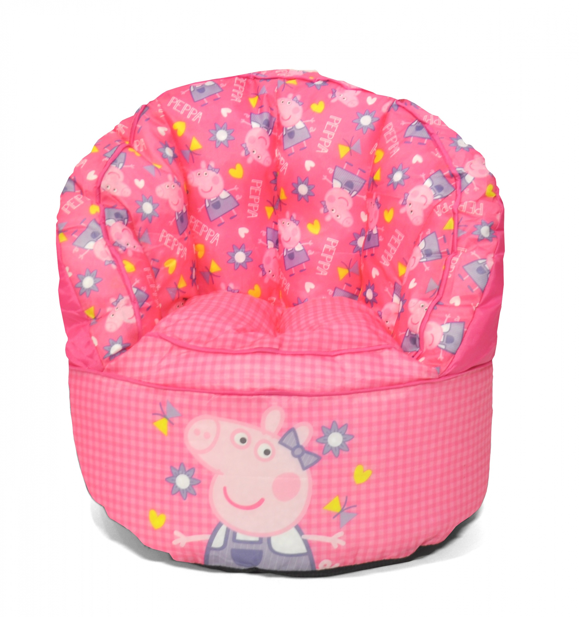 Tremendous Peppa Pig Kids Bean Bag Chair By Peppa Pig Shop Online For Ncnpc Chair Design For Home Ncnpcorg