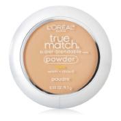 (6 Pack) L'Oreal Paris True Match Powder Natural Beige