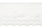 SIC 7224 00 Luxury Pull Frill Torchon Lace