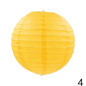 Say Hello 40CM 8 Colours Paper Honeycomb Balls Paper Lanterns For Birthday Wedding Decorations