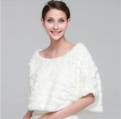 The Bride Is Married Shawl Coat Cape Package Warm Winter Wedding Cloak Cloak White