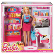 Barbie Malibu Ave Shop with Doll Playset Assortment Parent