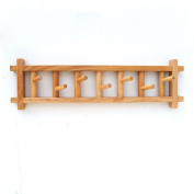 houyuanshun Solid Wood Coat Racks Simple Wall Hangers Bedroom Beech Hook Up European Creative Coatrack Hallstand Hatstand