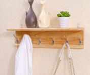 entryway coat rack,coat rack with storage,wall mounted coat rack with shelf,wooden coat rack