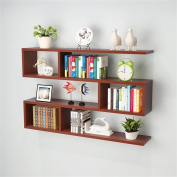 Amour Lighting Three Layers Of Creative Wall Shelves Modern Simple Wall Cabinet Shelves