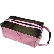 TELLW 26*15*10cm Multifunctional bathroom side bag bath bag shower bag toiletries Fitness Swimming Yoga storage bag