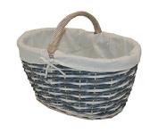 Basket Costa Blue