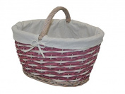 Basket Costa Pink
