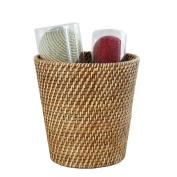 GUANSIJIE® Laundry Basket Rattan Dirty Clothes Basket Home Simplicity Hand Made Willow Weave Storage Basket Storage Bucket Wastebasket 26 * 20 ** 26Cm , B