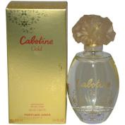 Gres Cabotine Gold Eau De Toillette Spray, 100ml