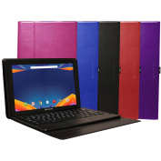 """Visual Land 11.6"""" IPS Octa Core [2-in-1] Tablet 32GB Metal Back includes Docking Keyboard"""