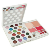 Arezia - MakeUp Kit MK 0276 (22x Eyeshadow, 2x Blusher, 1x Compact Powder, 6x Lipgloss.....) - 57.9g60ml