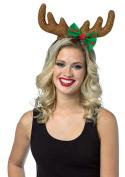 Reindeer Antlers Holiday Headband
