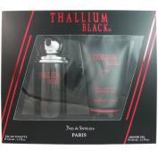 Thallium Black Men by Yves De Sistelle 2 Pcs Set