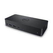 Dell D6000 For Notebook - 5 x USB Ports - 5 x USB 3.0 - Network (RJ-45) - HDMI-DisplayPort - Audio