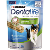 Purina DentaLife Daily Oral Care Small/Medium Dog Treats 10 ct Pouch