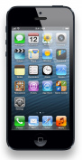 Apple iPhone 5 64GB Unlocked GSM 4G LTE Dual-Core Phone w/ 8MP Camera - Black