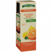 Nature's Truth® Aromatherapy Citrus Zest 100% Pure Essential Oil 15ml Box