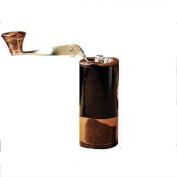 Manual Coffee Grinder Mini Portable Ceramics Grinding Core,A